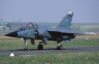 509 @ LFSR - Mirage F-1B 509 taxiing with dive breaks open - by Nicpix Aviation Press  Erik op den Dries