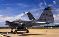 164382 @ KNTU - Grumman A-6E,  - by Thomas P. McManus