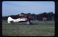 N185V @ 3VA3 - View and flown in at the Flying Circus - by Ed Johansen
