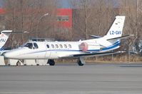 LZ-GMV @ LOWW - Cessna 550 - by Andy Graf-VAP
