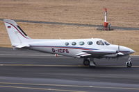 D-ICFG @ EDDL - Private, Cessna 340A, CN: 340A0537 - by Air-Micha