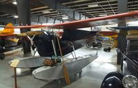 N12423 - Aeronca C-3 on floats at the Western Antique Aeroplane and Automobile Museum, Hood River OR - by Ingo Warnecke