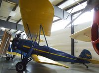 N853H - Arrow Sport at the Western Antique Aeroplane and Automobile Museum, Hood River OR - by Ingo Warnecke
