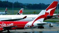 9M-AHM @ SIN - AirAsia - by tukun59@AbahAtok