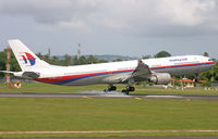 9M-MKG @ WADD - Malaysian Airlines - by Lutomo Edy Permono