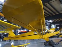 N20255 - Piper J3C-65 Cub at the Western Antique Aeroplane and Automobile Museum, Hood River OR - by Ingo Warnecke