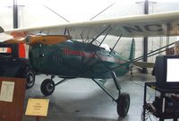 N12454 - Fairchild 22 C7B at the Western Antique Aeroplane and Automobile Museum, Hood River OR - by Ingo Warnecke