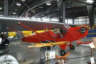N12610 - Taylor E-2 at the Western Antique Aeroplane and Automobile Museum, Hood River OR - by Ingo Warnecke