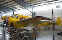 N18BY - Beechcraft E18S Twin Beech at the Western Antique Aeroplane and Automobile Museum, Hood River OR