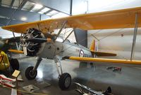 N59231 - Stearman (Boeing) A75N1 (PT-17) at the Western Antique Aeroplane and Automobile Museum, Hood River OR