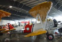 N69652 - Stearman (Boeing) B75N1 at the Western Antique Aeroplane and Automobile Museum, Hood River OR