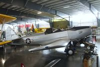 N56268 - Fairchild M-62A (PT-19) at the Western Antique Aeroplane and Automobile Museum, Hood River OR