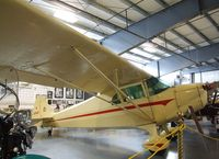 N21867 - Piper J4A Cub Coupe at the Western Antique Aeroplane and Automobile Museum, Hood River OR