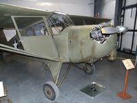 N36874 - Aeronca 65-TAL (TC-65 Defender) at the Western Antique Aeroplane and Automobile Museum, Hood River OR