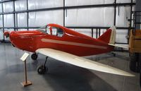 N34785 - Culver LCA Cadet at the Western Antique Aeroplane and Automobile Museum, Hood River OR
