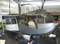 N39177 - Taylorcraft G-100 at the Western Antique Aeroplane and Automobile Museum, Hood River OR