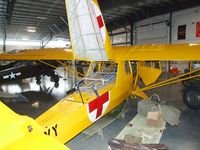 N63557 - Piper AE-1 at the Western Antique Aeroplane and Automobile Museum, Hood River OR
