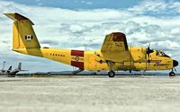 115457 @ CYYR - transient at CFB Goose Bay - by Friedrich Becker