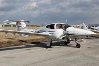 OE-FEF @ LOAN - Air Alliance / Diamond Aircraft
