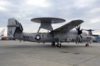 165818 @ KADW - A/C assigned to VAW-120, photographed at Andrews AFB, camp Springs, MD. - by Thomas P. McManus