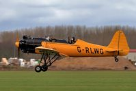 G-RLWG @ BREIGHTON - Completion of another practice session for the approaching new season! - by glider