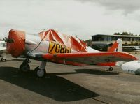 VH-XNA @ YCDR (CUD) - Photograph by Edwin van Opstal with permission. Scanned from a color print. Photograhed at Caloundra, Qld (CUD)