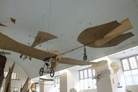 UNKNOWN - Hans Grade Eindecker, first plane of german design and german engine, at the Deutsches Museum, München (Munich) - by Ingo Warnecke