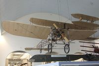 UNKNOWN - Bleriot XI at the Deutsches Museum, München (Munich) - by Ingo Warnecke