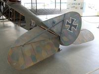 UNKNOWN - Rumpler C IV at the Deutsches Museum, München (Munich) - by Ingo Warnecke
