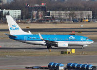 PH-BGX @ AMS - Taxi to the gate of Schiphol Airport - by Willem Göebel