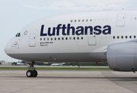 D-AIMD @ MCO - Lufthansa A380
