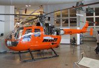 D-HAPE - MBB Bo 105P at the Deutsches Museum, München (Munich) - by Ingo Warnecke