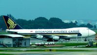 9V-SFL @ SIN - Singapore Airlines Cargo - by tukun59@AbahAtok