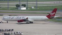 G-VELD @ MCO - Virgin A340