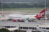 G-VWOW @ MCO - Virgin 747-400
