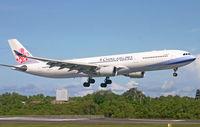 B-18353 @ WADD - China Airlines - by Lutomo Edy Permono