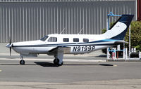 N9199P @ CXP - Carson city airport - by olivier Cortot