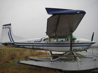 C-FTIF @ CYPK - ?unwanted and neglected.?Problem with corrosion - by Keith Wilson