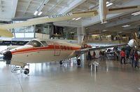 D-CLOU - Hamburger Flugzeugbau HFB-320 Hansa Jet at the Deutsches Museum, München (Munich) - by Ingo Warnecke