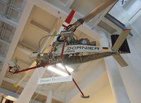 D-HOPA - Dornier Do 32 E at the Deutsches Museum, München (Munich) - by Ingo Warnecke