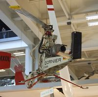 D-HOPA - Dornier Do 32 E at the Deutsches Museum, München (Munich) - by Ingo Warnecke