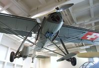 A-96 - Fieseler Fi 156 C-3 Storch at the Deutsches Museum, München (Munich) - by Ingo Warnecke