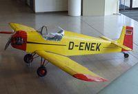 D-ENEK - Stark Turbulent D at the Deutsches Museum, München (Munich) - by Ingo Warnecke