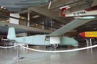 UNKNOWN - Wagner DOWA 81 built secretly from off-the-shelf items (motorcycle-engines) in Dresden, East Germany (DDR) to escape with his family to the West. It did never fly (they got arrested) but was judged to be airworthy. At the Deutsches Museum, München (Munich - by Ingo Warnecke