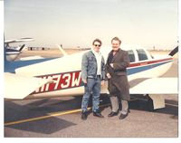 N1173W @ FRG - I, Jack Sellars, am the first owner of the 1983 Mooney N1173W.  I sold it in its original condition in 1995 to a Texas Dealer, who I understand did a rocket conversion before he resold it.      It would be my hearts desire to see a recent picture of 1173 - by My Wife Kathy Sellars