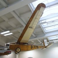D-779 - Messerschmitt M 17 at the Deutsches Museum, München (Munich) - by Ingo Warnecke