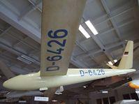 D-6426 - Haase-Kensche-Schmetz HKS-3 at the Deutsches Museum, München (Munich) - by Ingo Warnecke