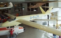 D-6426 - Haase-Kensche-Schmetz HKS-3 at the Deutsches Museum, München (Munich)