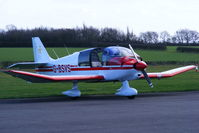 G-BSVS photo, click to enlarge