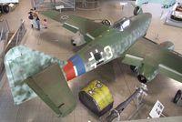 500071 - Messerschmitt Me 262A at the Deutsches Museum, München (Munich)
